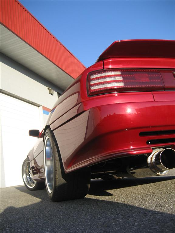 c53e1a43b6ee Project Cherry Widebody - Pics and video - Members Rides ...
